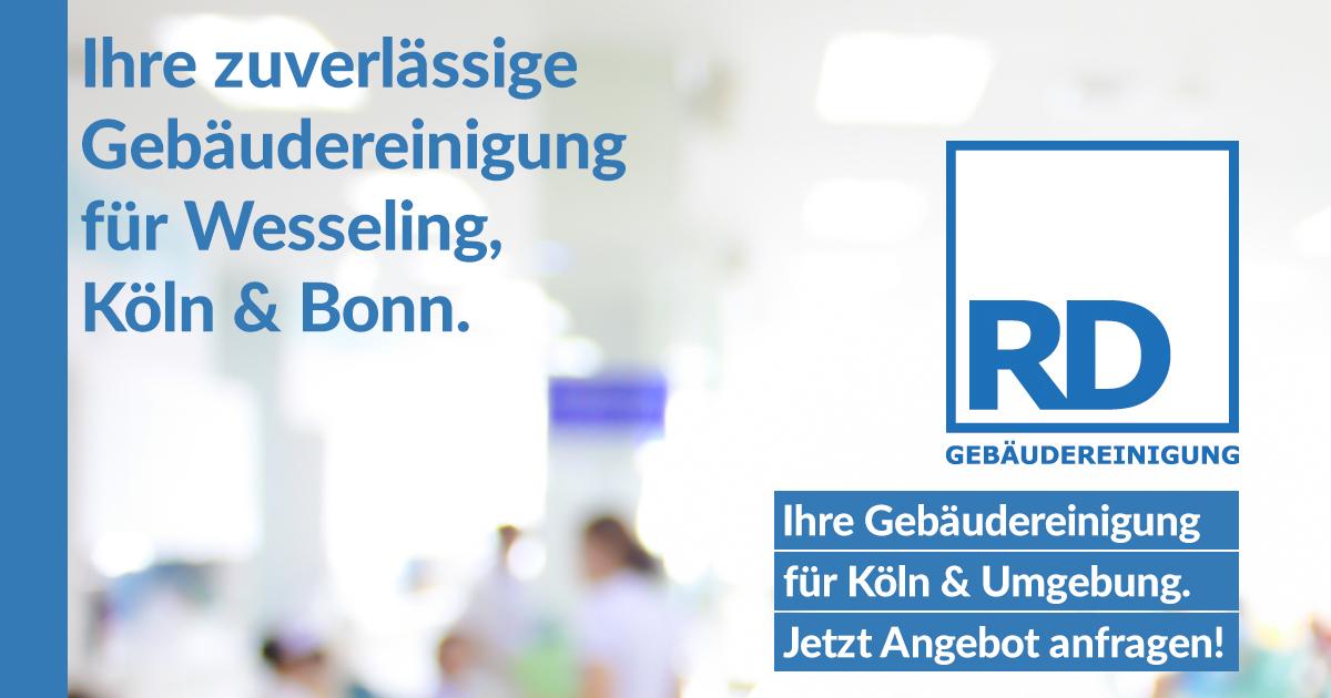 Rd Gebäudereinigung Unterhaltsreinigung In Köln Bonn
